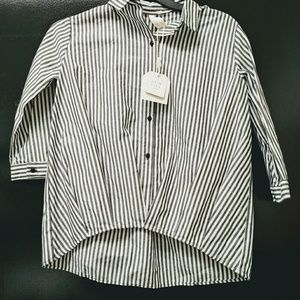 Zara girls shirt sz 5